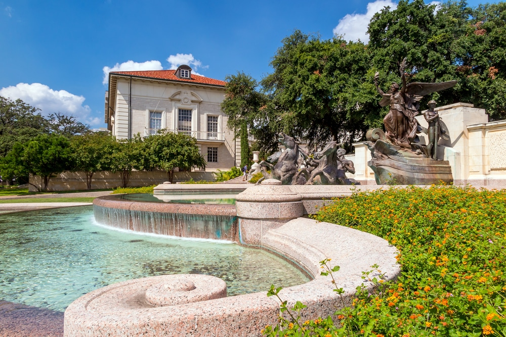 university-of-texas-fountain