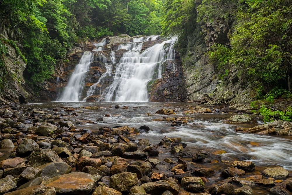 laurel-falls-great-smoky-mountains