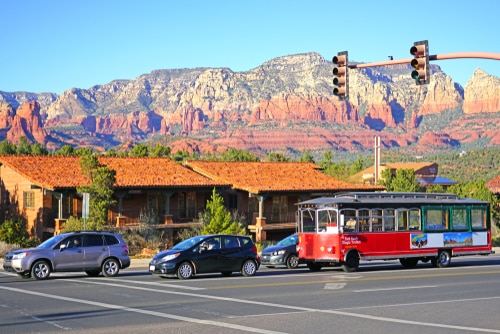Sedona-arts-downtown