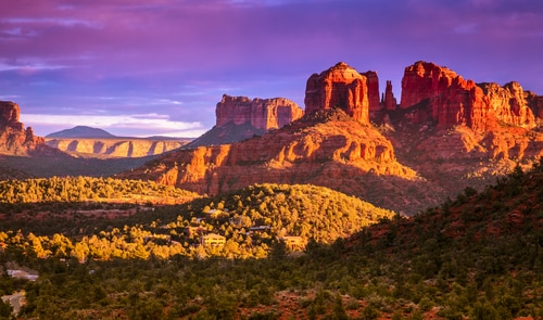 sedona-cathedral-rock-sunset