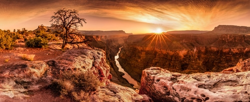 sunrise-grand-canyon-beautiful