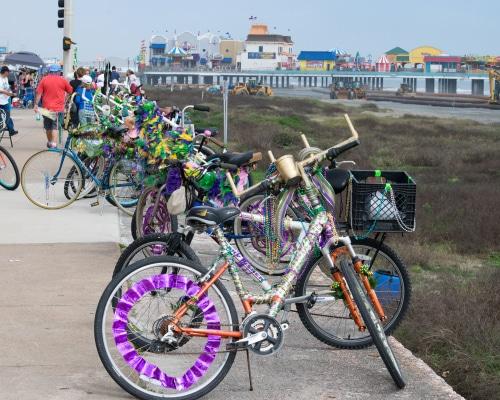 mardi-gras-galveston-texas-bikes