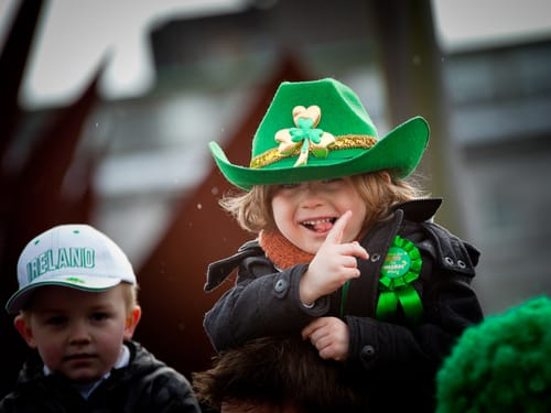 child-celebrating-st-patricks-day-dublin