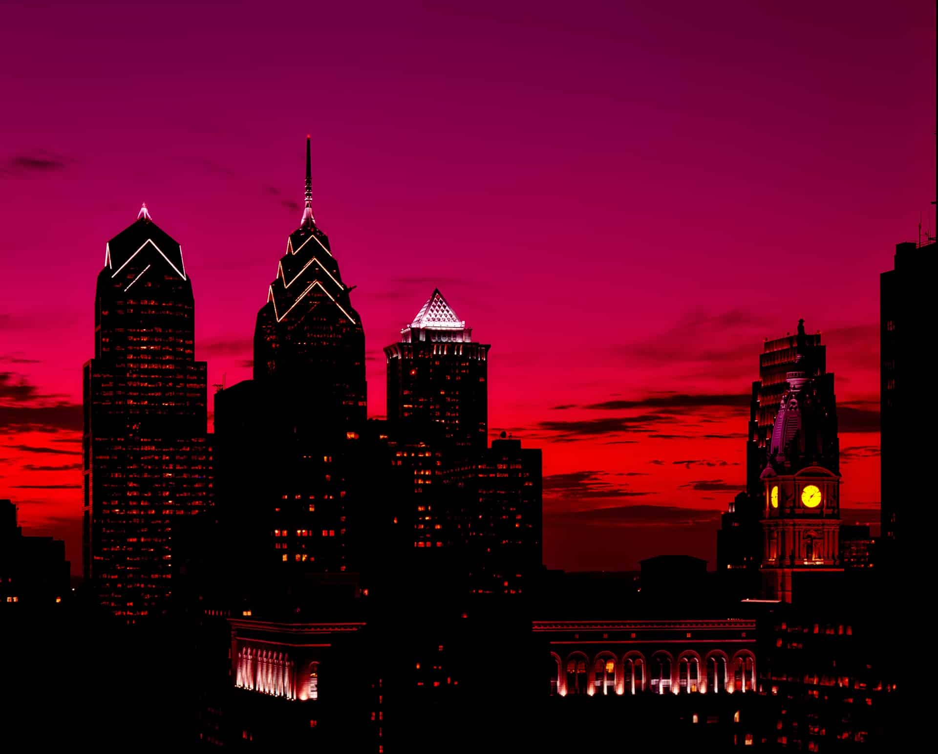 Philadelphia, pennsylvania, city