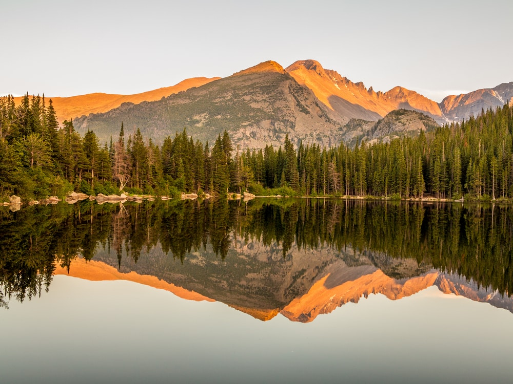 rocky-mountains-reflection-on-lake