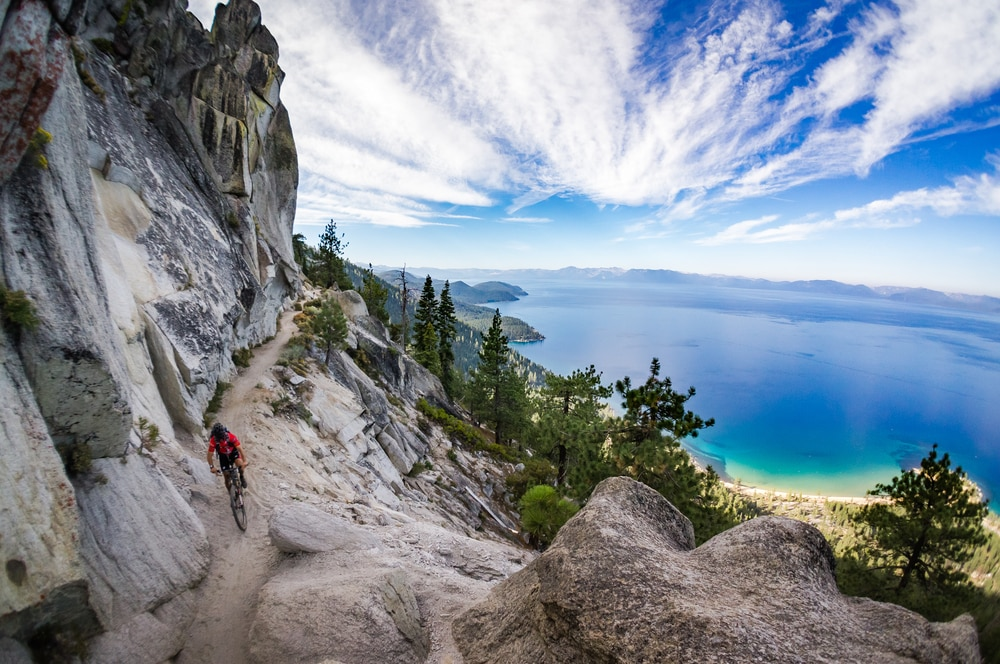 mountain-biker-in-tahoe
