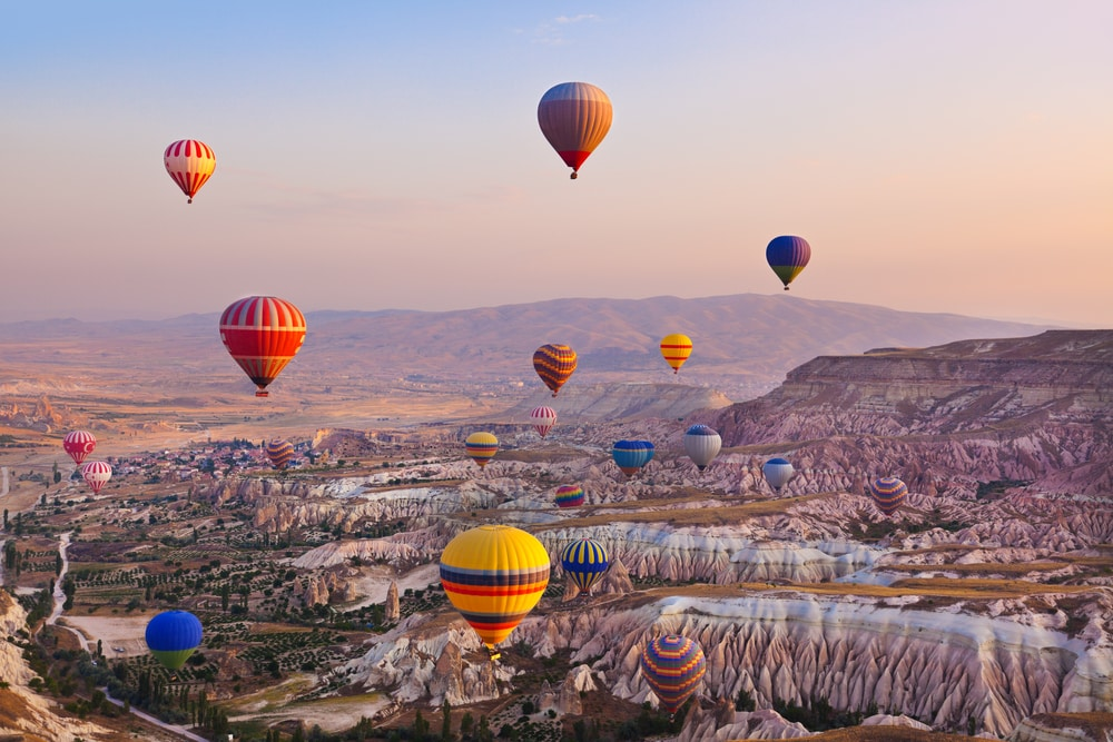 hot-air-balloons-flying-over-cappadocia