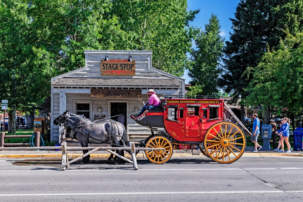 horse-and-carriage-in-jackson-wyoming