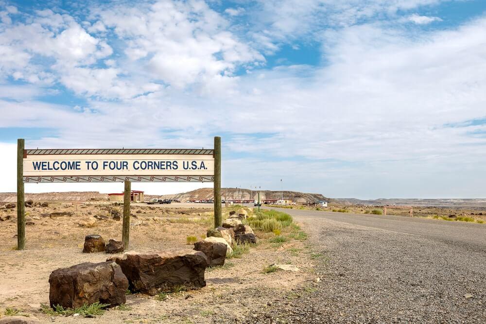 four-corners-sign-usa