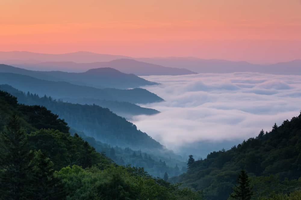 great-smoky-mountains-sunrise