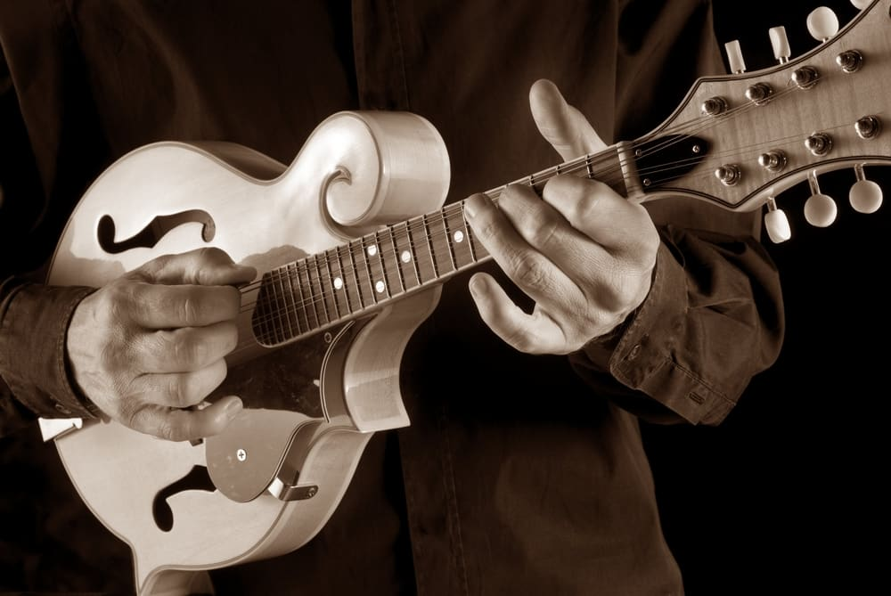 man-playing-bluegrass