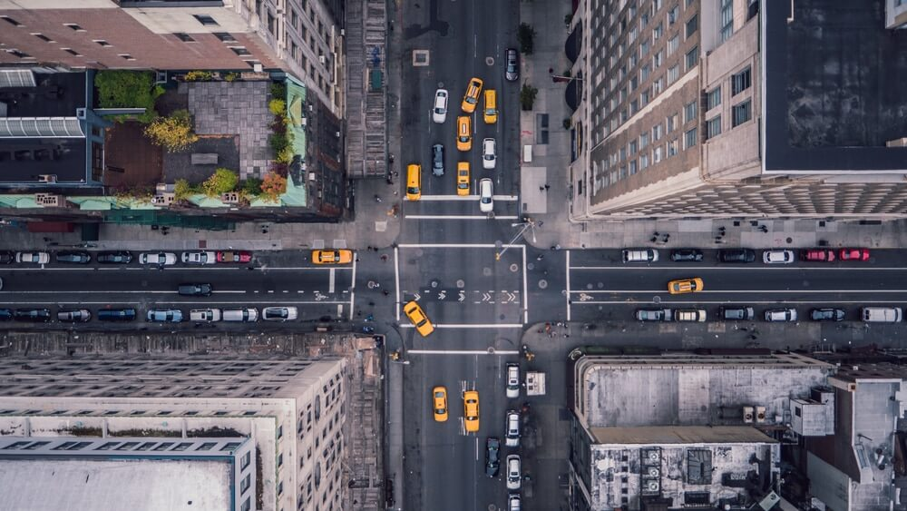 aerial-view-of-new-york-intersection