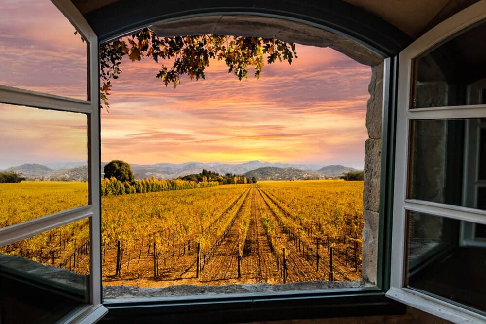 napa-valley-sunrise-out-window