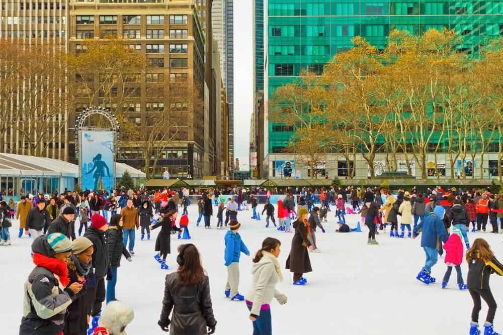 ice-skating-in-bryant-park