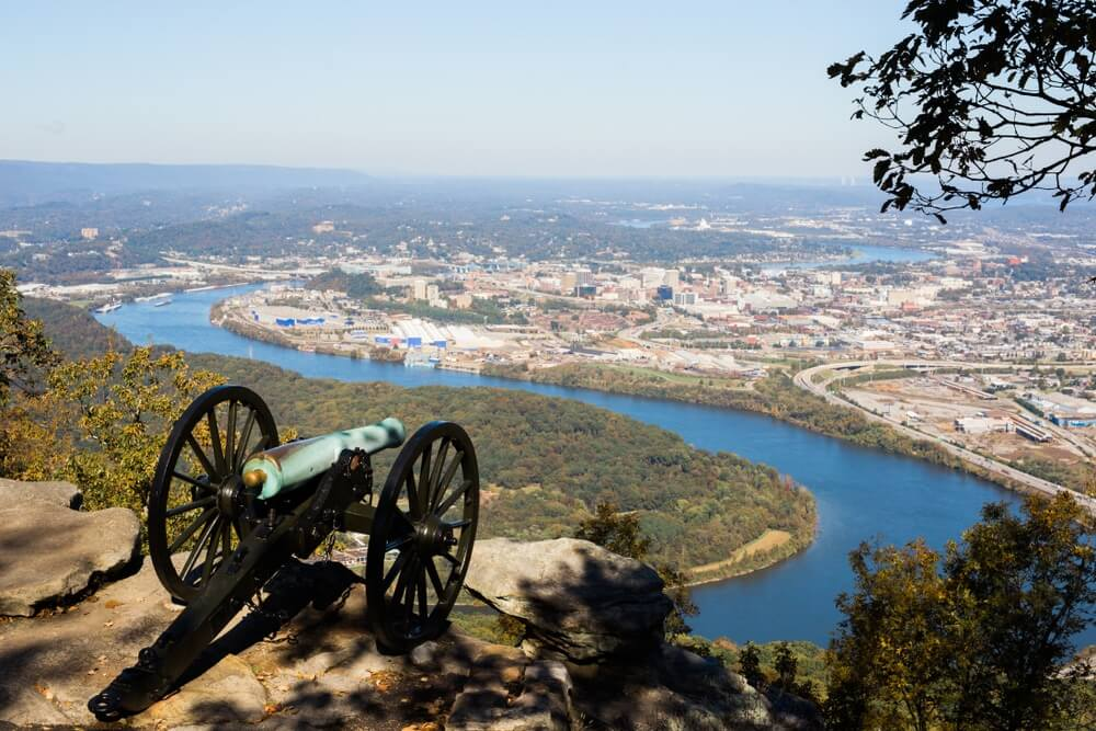 cannon-on-lookout-mountain