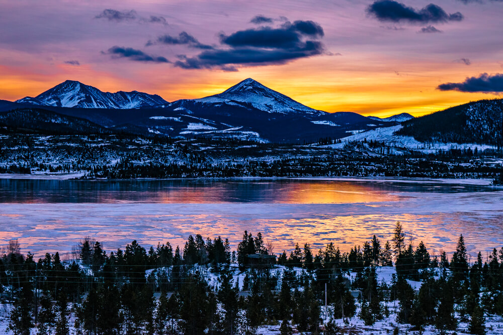 sunrise-in-breckenridge-colorado