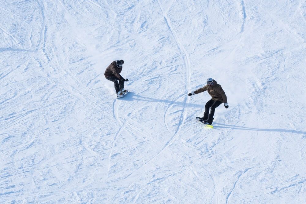 two-snowboarders-at-solitude-ski-resort