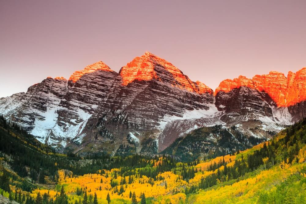 maroon-bells-sunrise