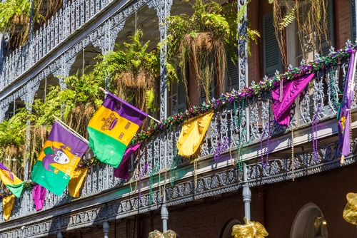 New Orleans Vacation Rentals For Mardi Gras