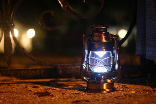 lantern-lit-in-dark